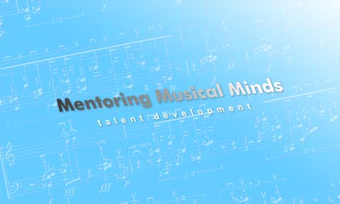 Mentoring Musical Minds Logotype